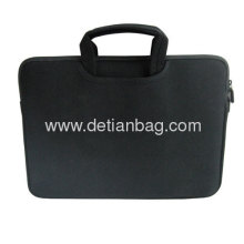 "15"" Slim Neoprene Laptop Case With Handle"