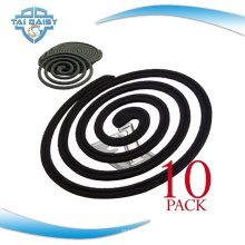 Wholesale Smokeless Black Mosquito Coil with Cheap Factory Price