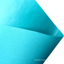 High Strength Fabric TPU Coated 75D Polyester Environmental Fabric Used For Inflatable Products Air Mattress