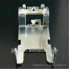 Carimbo personalizado de chapa de conexão de aço