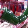 Long Life Span And Energy Saving Idlers ,Belt Conveyor Self-Aligning Idler Rollers