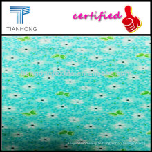 40 s peigné coton à armure toile tissu/personnalisé coton popeline impression tissu/fabuleux Design T-shirts Popeline tissu