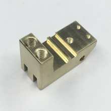 Custom Milling Brass Precision Components for Sewing Machine