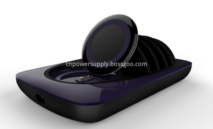 3 In 1 Wireless Charging Pad With 4 Usb Charger