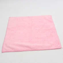 Vehicle Car Cleaning Microfiber Coral Fleece Square Towel