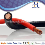 Various low voltage pvc welding cable made in China