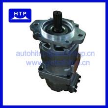 Pompe à engrenages de transmission hydraulique diesel à haute pression pour le bouteur partie 705-52-30920 d275a