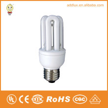 CE UL 7W-15W 3U Energy Saving Lights 110-240V from China Factory