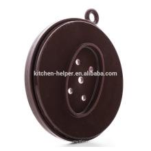 Китай Профессиональный производитель Ecofriendly питания класса жароустойчивый складной силиконовый фильтр кофе / капельница / фильтр / воронку