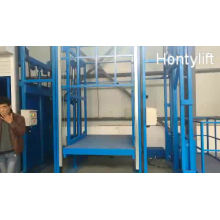 Alibaba express construction warehouse portable lift elevator work platform for outdoor