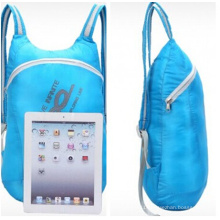 Fashion Foldable Water Resistant Travel Backpack (57019)