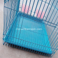 Serbuk Welded Wire Mesh Cage Animal