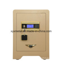 Small Size Electronic Digital Lock Safe Hidden in The Wall for Home Security