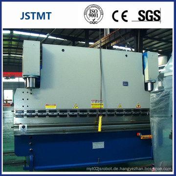 Metallblechplatte Pressbremse CNC-Hydraulische Biegemaschine (WC67Y-160T 3200)