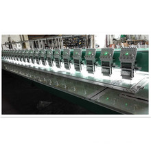 Popular Flat Embroidery Machine with High Quality