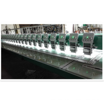 Hot Sell Flat Embroidery Machine with Good Quality for Garment
