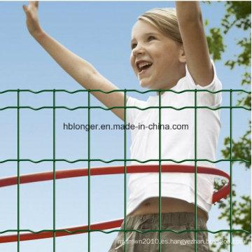 Malla de alambre de valla de Europ-Holanda