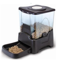 Large Capacity Automatic Pet Feeder with LCD