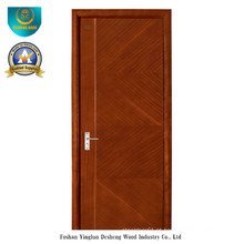 Porta Moderna Estilo HDF para Interior (ds-089)