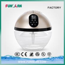 Ambientador aromático para el purificador de aire de agua usado en el hogar