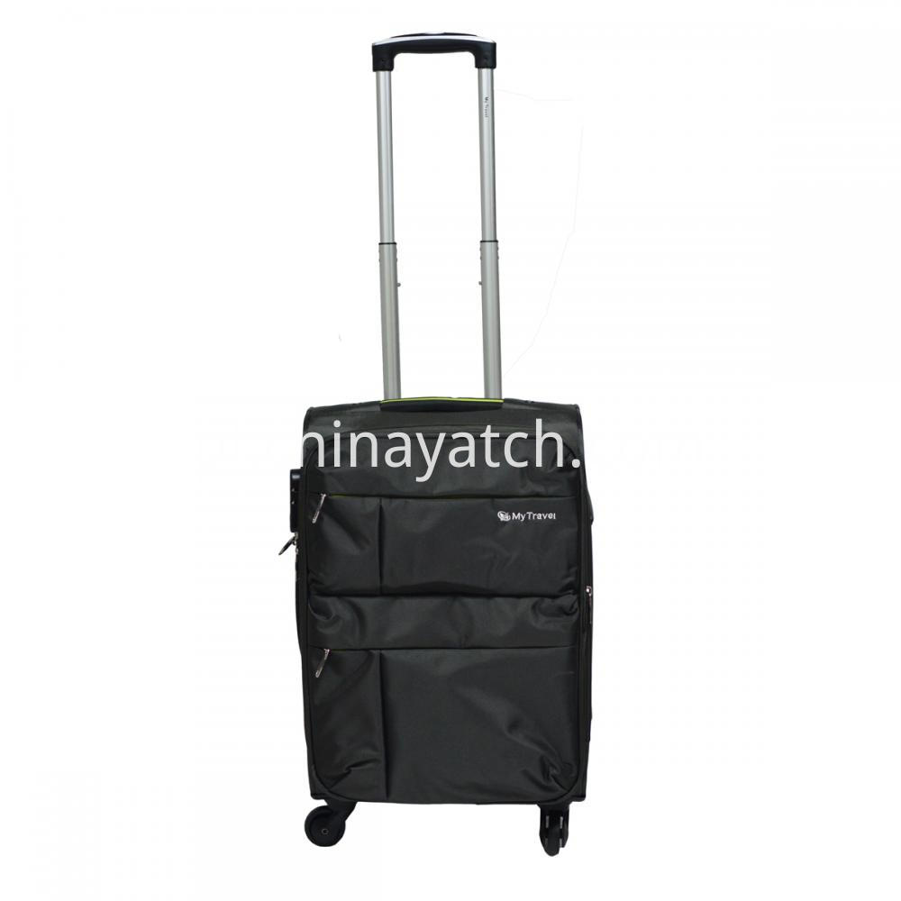 All Aluminium Trolley Luggage Set
