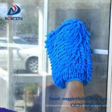 Haus Reinigung Auto Waschen und Home Dusting Mikrofaser Handschuhe aus China Lieferant