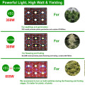 Puissant jardin LED VEG BLOOM 3000 W élèvent la lumière