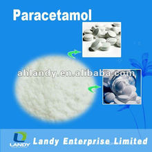 Paracétamol fine poudre blanche