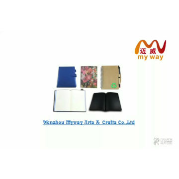 MWN-09 promotion notebook recycled paper writing paper notebook