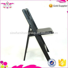 New degsin Qingdao Sionfur plastic folding chair new design chair