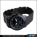 black metal chronograph watches men 2015 brand your own watch