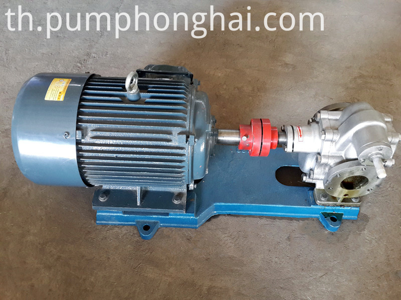 Food Grade Oil Pump