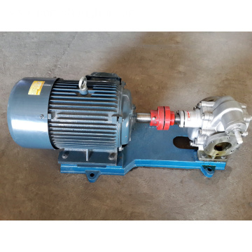KCB series stainless steel chemical gear pump