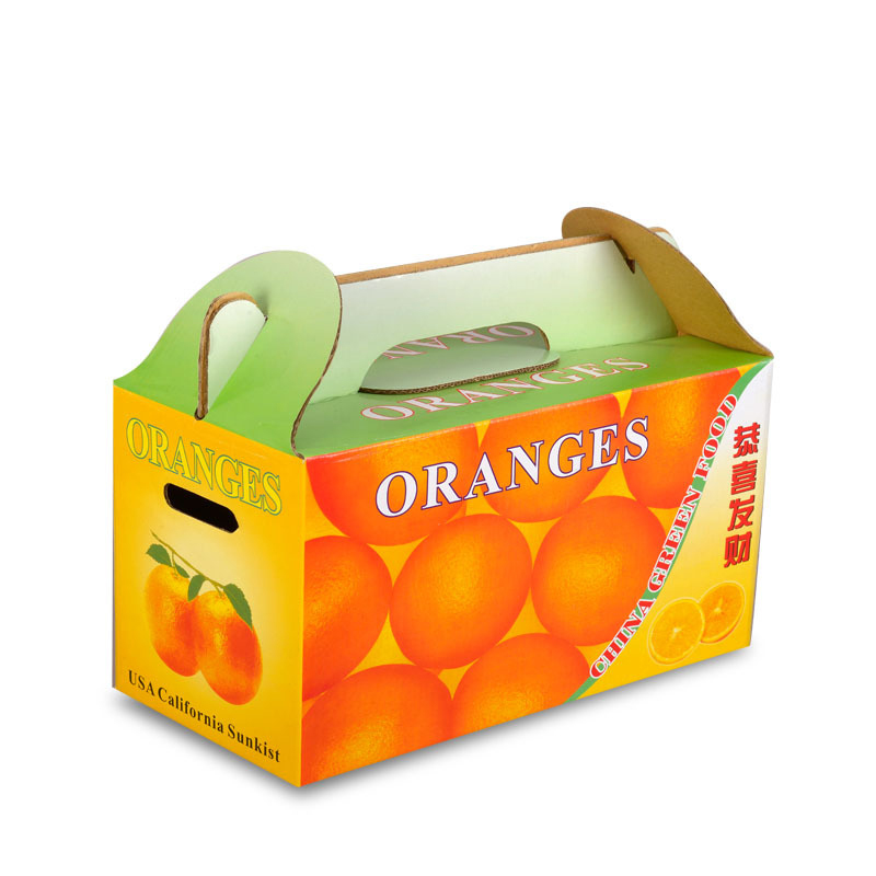 Full Printing Fruit Packaging Box