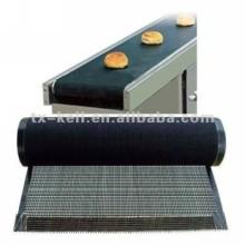 PTFE Laminated Food Processing Belts Food Processing Belt Mesh Conveyor Belt From Tongxiang Keli
