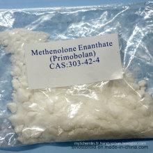 Poudre de stéroïdes anabolisants médicaux Enanthate de méthenolone / Primobolan pour la croissance musculaire