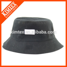 New Arrival Cotton Plain Blank Cheap Golf Custom Bucket Hats Wholesale