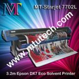 1440dpi Eco Solvent Printer 1.8m 3.2m optional