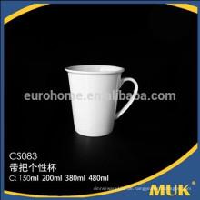2015 eurohome Lieferant verkaufen Restaurant feine Stil Kaffee benutzerdefinierte Tassen