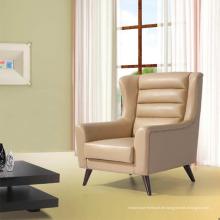Home Design Möbel aus Holz Ledersofa mit neuesten Stil