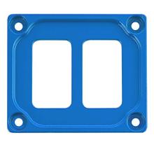 Высокоточная пользовательская алюминиевая панель панели приборов