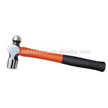 Ball-pein marteau avec demi poignée revêtement plastique