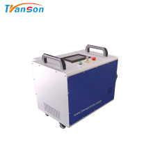 Fiber Laser Paint Remover Cleaning Machine