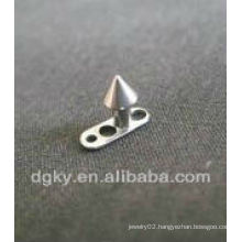 Wholesale dermal anchors body piercing jewelry