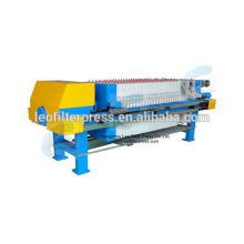 Leo Filter Press Food Producing Industrial Filter Press