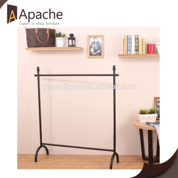 Competitive price factory supply Metal Clothing Display Stand for 2015
