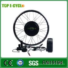 Equipo eléctrico superior / del OEM 36v 48v 350w 500w 1000w Motor de la conversión de la bici con la batería
