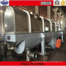 Secador de lecho fluidizado vibratorio para sal Edibal
