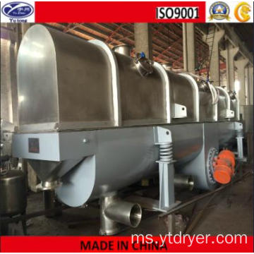 Aluminium Potassium Sulfate Vibrating Bed Dryer Cucian