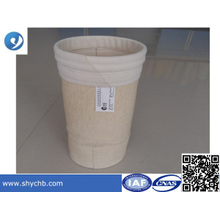 Sac filtrant de la poussière pour l'industrie du ciment de l'industrie chimique